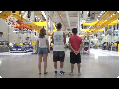 Behind the Scenes at GE Aviation's Lafayette Engine Facility