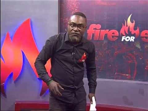 Fire 4 Fire on Adom TV (8-12-17)