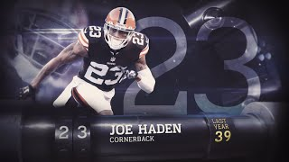 #23 Joe Haden (CB, Browns) | Top 100 Players of 2015