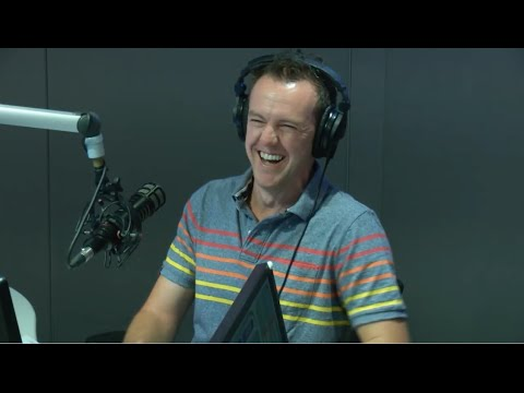 See Darren Weep! Jeff Ross Roasts the 947 Breakfast Xpress T