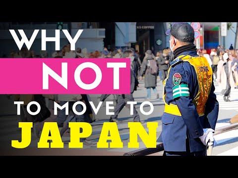 Почему НЕ надо переезжать в Японию