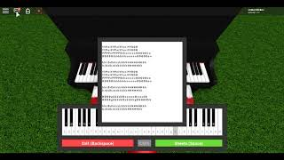 (ROBLOX) Demons - Imagine Dragons [Piano Version]