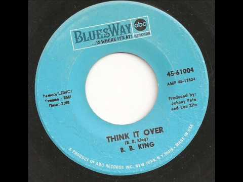 BB King - Think It Over