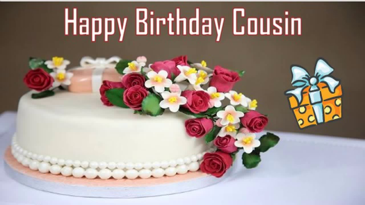 Happy birthday cousin image wishes youtube happy birthday cousin image wishes m4hsunfo