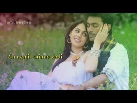 En nenjil Chinna izhai song WhatsApp status -Tamil besties