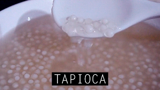 ¿CÓMO COCINAR TAPIOCA? // HOW TO COOK BOBA PEARLS?