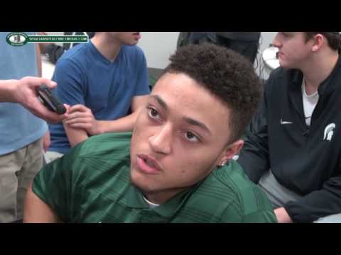 Hunter Rison: Michigan State 2017 Signing Day
