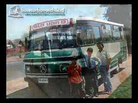 Buses Presentacion de Microbuses y Taxibuses de Chile