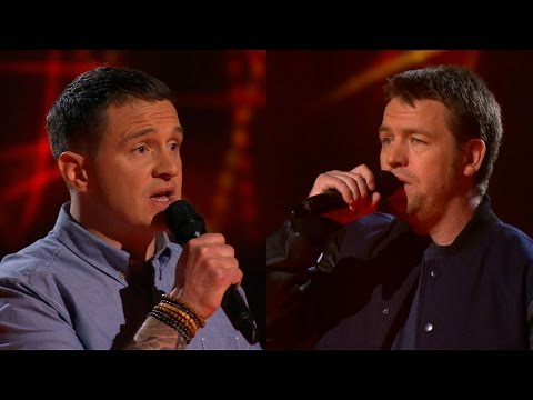 The Voice of Ireland S04E11 Battles - Cian O'Melia Vs Malcolm Urquhart - Bonfire Heart