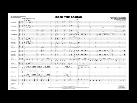 Rock the Casbah arranged by Matt Conaway