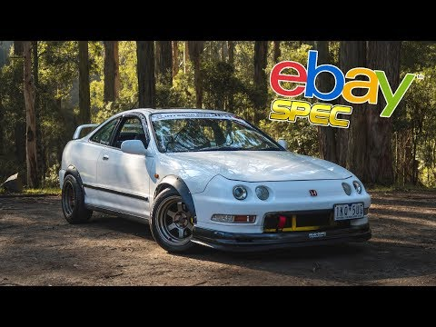 Simon's EBAY Spec Integra DC2 Review - Perfection on a Budget!