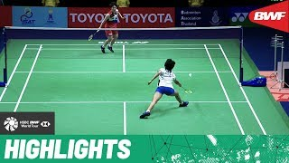 PRINCESS SIRIVANNAVARI Thailand Masters 2020 | Finals WS Highlights | BWF 2020