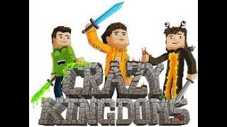 Minecraft CRAZYKINGDOMS Gameplay
