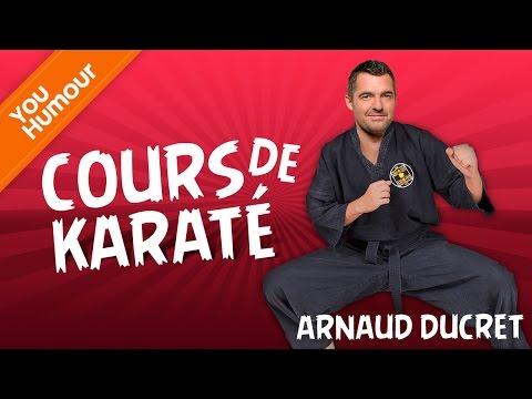 ARNAUD DUCRET - Cours de Karaté