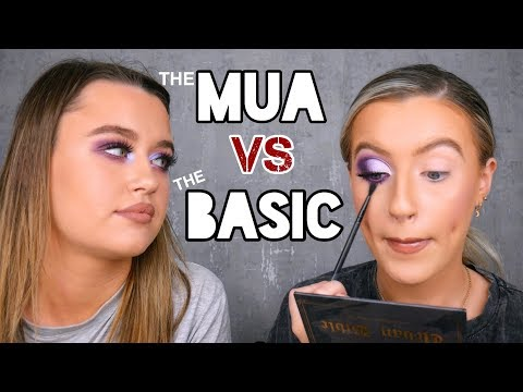 Makeup Battle with my Sister thumbnail