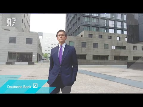 Eugenio Periti, Responsabile Private Banking Deutsche Bank Italia, a Magazine7