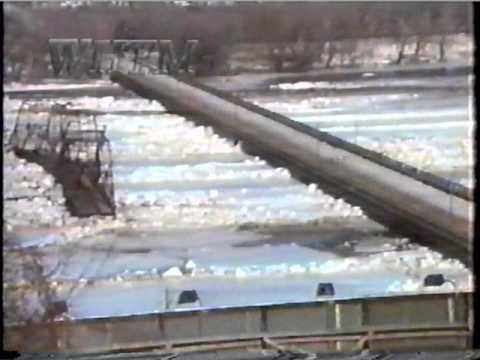 Walnut Street Bridge Collapse Harrisburg Pa 1996 Youtube