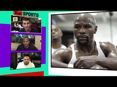 Floyd Mayweather on MMA Future, 'I Don't Know' | TMZ Sports
