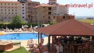 Hotel Casablanca Obzor Varna Bułgaria | Bulgaria | mixtravel.pl(http://www.mixtravel.pl Polecamy to co dobre i sprawdzone.... W Obzorze -- miasto słońca, na brzegu rzeki Dwojnica, obok najdłuższej plaży Morza Czarnego ..., 2012-11-13T18:06:15.000Z)