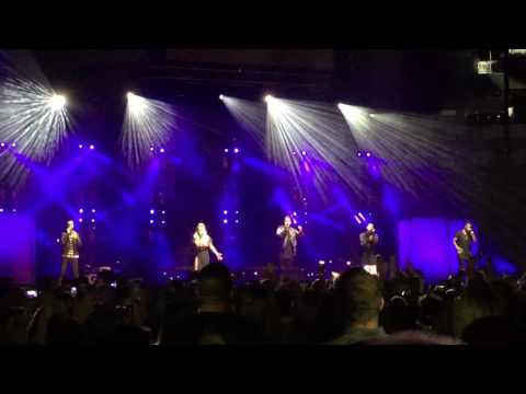 Pentatonix - Hallelujah Live at American Airlines Center in Dallas