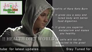 Kara Keto Burn Reviews  Kara Keto Burn Shark Tank   Health Diet World