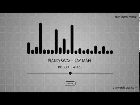 Free Jazz Intro Music   Piano Sway Intro A   4 seconds   OurMusicBox
