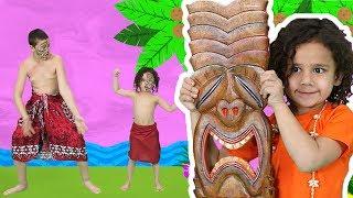 Johny Johny Yes Papa Hawaiian Music | Island Style | Songs for Kids | Nursery Rhymes