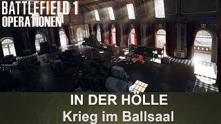 BATTLEFIELD 1 Operationen: In die Hölle - Krieg im Ballsaal - Vereinigte Staaten