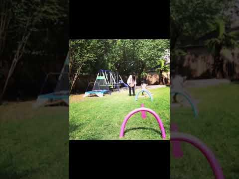 Physical Therapy Obstacle course