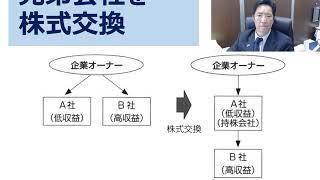 【社長の相続対策】持株会社化(ホールディングス)による相続対策