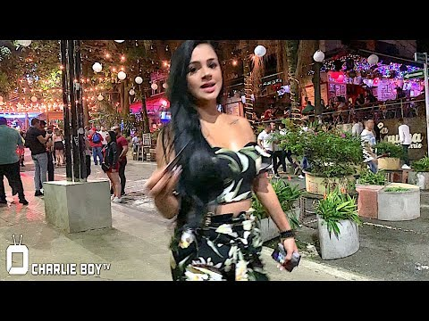 Medellín Colombia Most Beautiful Women in 4K 2018 (Nightlife Edition)