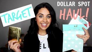 TARGET DOLLAR SPOT HAUL! APRIL 2016!
