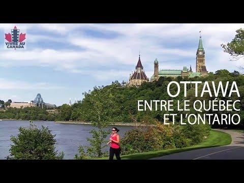 Ottawa - Entre le Québec et l'Ontario