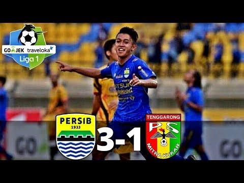 Persib Bandung vs Mitra Kukar 3-1 - All...