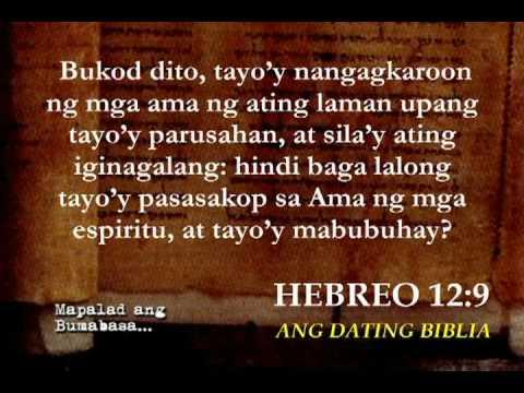 Ang Dating Biblia Pdf
