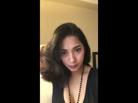 Awas Salah Fokus! Live IG Dinda Kirana 24 April 2018