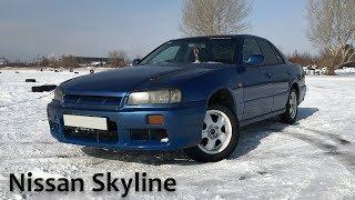 #TESTDRIVE Nissan Skyline GT R34 [1999]