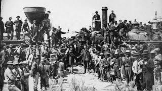 History of American railroads in nutshell (School project)