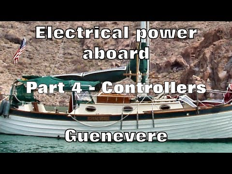 Electrical Power Aboard, Part 4 – controlling the power