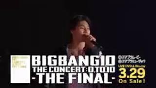 BIGBANG   声をきかせて BIGBANG10 THE CONCERT ׃ 0 TO 10  THE FINAL