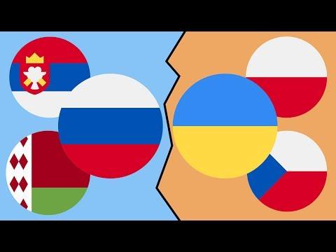 Почему славяне не