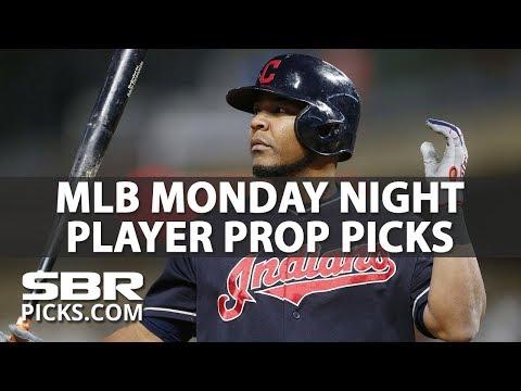 Monday Player Props   MLB Picks   With Jordan Sharp
