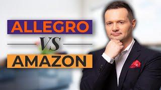 Sprzedaż na Allegro, czy sprzedaż na Amazon? Gdzie większe zarobki?