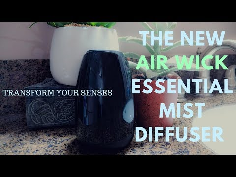 unboxing-the-new-air-wick-essential-mist-diffuser---transform-the-mood-of-your-home