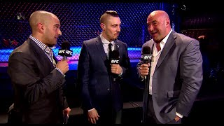 Fight Night London: Dana White Event Recap