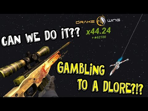 Gambling To A DLORE?!? -DrakeWing.com from YouTube · Duration:  12 minutes 10 seconds