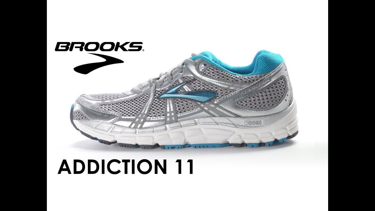 e8fc58997874d Brooks Addiction 11 for women - YouTube