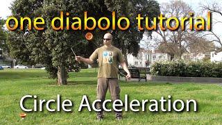 Diabolo Tutorial - One Diabolo Circle Acceleration