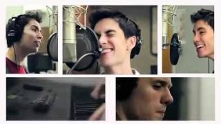 Love The Way You Lie + Dynamite + Teenage Dream MASHUP - Sam Tsui