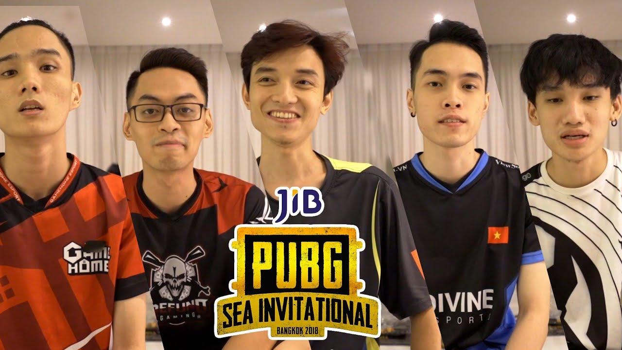 Divine, Refund, RM5S,Game Home,Vikings nói về giải JIB PUBG Southeast Asia Championship 2018